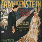 Monsters & Memories #6: Frankenstein (1931) By Ed Davis