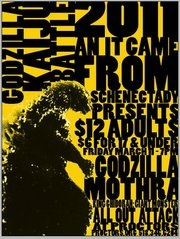 Monsters & Memories Special Report: Godzilla Kaiju Battle 2011 By Ed Davis