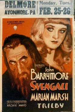 Monsters & Memories #7: Svengali (1931) by Ed Davis