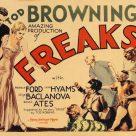 Monsters & Memories 9: Freaks (1932) – By Ed Davis
