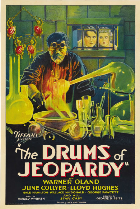 Monsters & Memories 11: Drums Of Jeopardy (1931) By Ed Davis