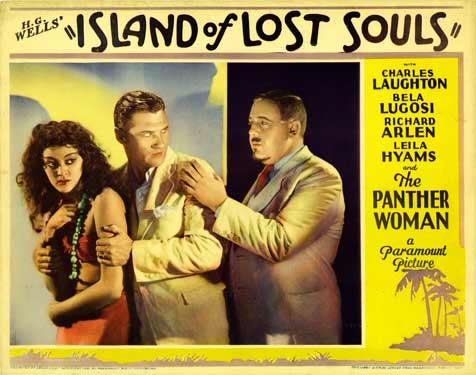 Monsters & Memories 10 – Island of Lost Souls (1932)  by Ed Davis