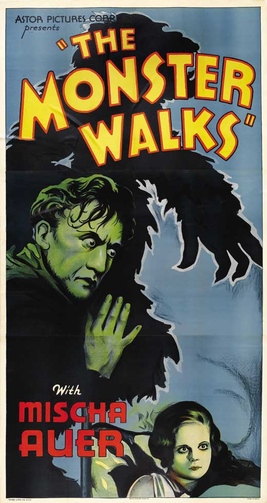 Monsters & Memories 13 – The Monster Walks (1932) – By Ed Davis
