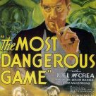 Monsters & Memories 15: The Most Dangerous Game (1932)  by Ed Davis