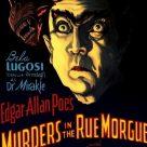 Monsters & Memories 14: Murders In The Rue Morgue (1932)  by Ed Davis