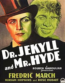 Monsters & Memories #2:   Dr. Jekyll and Mr. Hyde (1931)  by Ed Davis