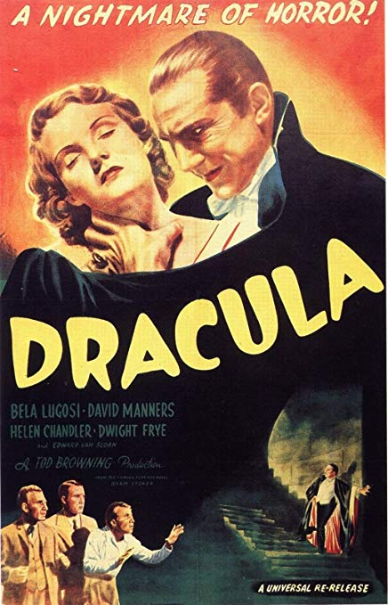 Monsters & Memories #4:   Dracula (1931) – Part 2 by Ed Davis