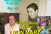 Then Is Now Podcast Episode 42 – Ron Marz