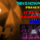 Then Is Now Podcast – Ep. 67 – 13 Days of Hallowtober 2021 – Army of the Dead (2021)